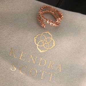 Kendra Scott Beck Band in Gold